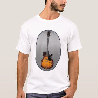 Sunburst Guitar Oval Light Shirt