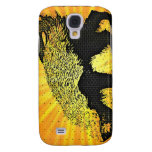 Sunburst Honey Badger Galaxy S4 Cover