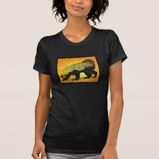 Sunburst Honey Badger Shirt