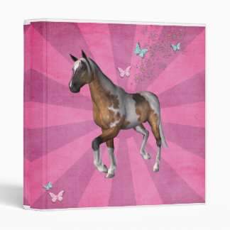 sunburst horse photo binder