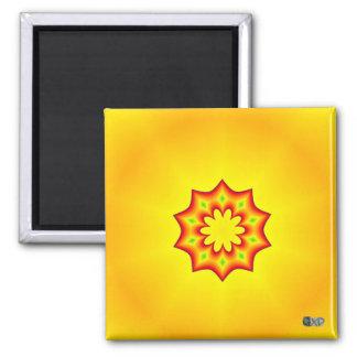 Sunburst Magnet