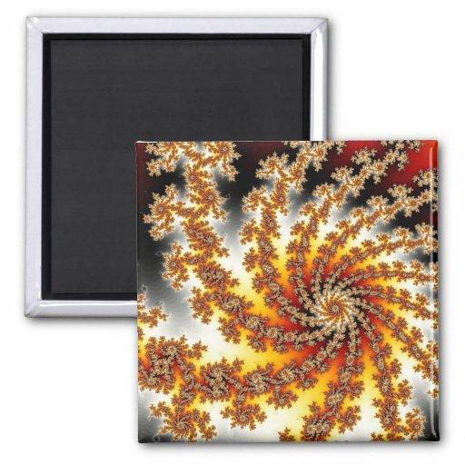 Sunburst Magnets