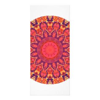 Sunburst Mandala - Abstract Circle Dance Personalized Invite