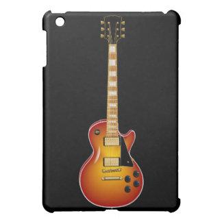 Sunburst Metal Electric Guitar iPad Mini Cover