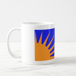 Sunburst - Na Fianna Eireann Classic White Coffee Mug