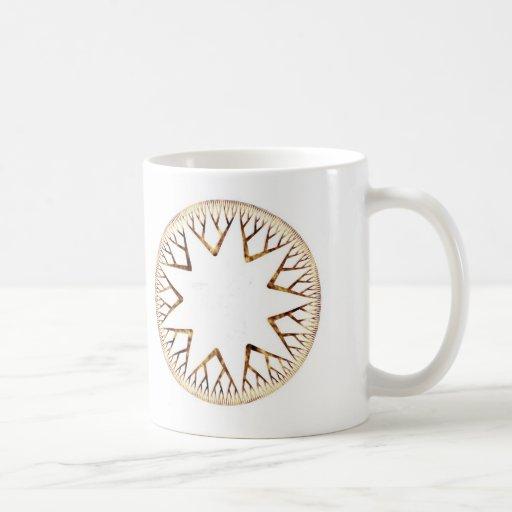 Sunburst One Basic White Mug
