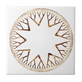 Sunburst One Ceramic Tile