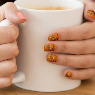 Sunburst Pagan Calender Minx® Nail Wraps