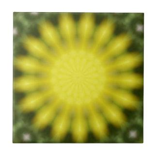 Sunburst Tile