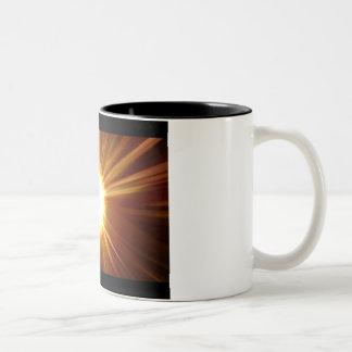 Sunburst! Two-Tone Coffee Mug