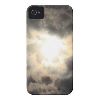 SunClouds JPG iPhone 4 Case-Mate Funda