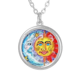 Sund and Moon Necklace