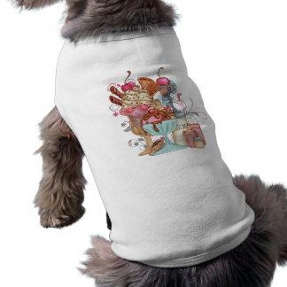 Sundae Chef Dog Shirt