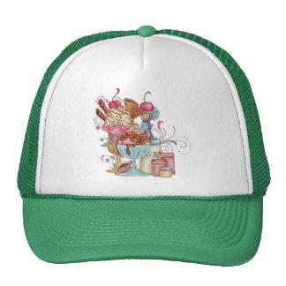 Sundae Chef Hats