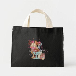 Sundae Chef Mini Tote Bag