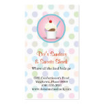 Sundae Shop Loyalty Rewards Double-Sided Standard Business Cards (Pack Of 100)