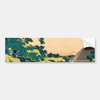 Sundai, Edo Bumper Sticker