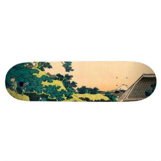 Sundai, Edo Skateboard Deck