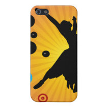 sundANCE Groovy Pern 4 casing Case For iPhone SE/5/5s