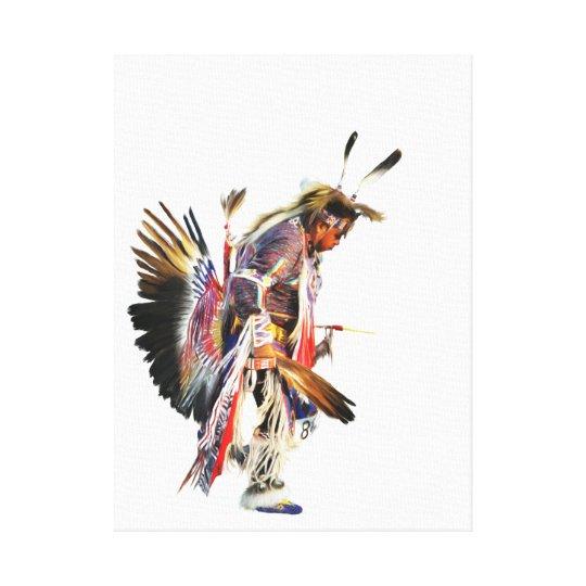Sundancer - Wrapped Canvas Print