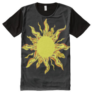 Sundancers by Aleta All-Over-Print T-Shirt