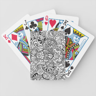Sunday Afternoon Bicycle Playing Cards