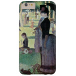 Sunday Afternoon, Island La Grande Jatte by Seurat Barely There iPhone 6 Plus Case