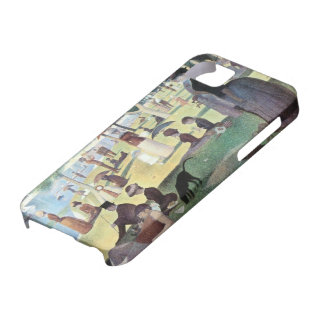 Sunday Afternoon, Island La Grande Jatte by Seurat iPhone 5 Cover
