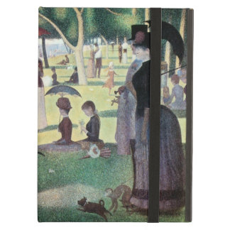 Sunday Afternoon, Island La Grande Jatte by Seurat iPad Air Case
