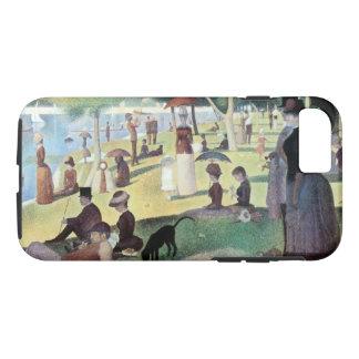 Sunday Afternoon, Island La Grande Jatte by Seurat iPhone 8/7 Case