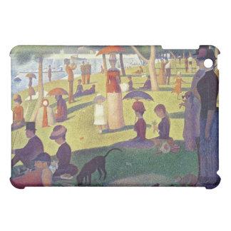 Sunday Afternoon on La Grande Je,  iPad Mini Cases
