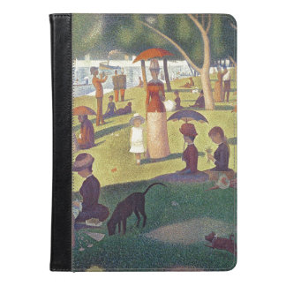 Sunday Afternoon on the Island of La Grande iPad Air Case