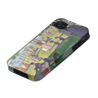 Sunday Afternoon on the Island of La Grande Jatte iPhone 4/4S Cases