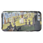 Sunday Afternoon on the Island of La Grande Jatte Tough iPhone 6 Case