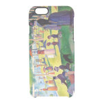 Sunday Afternoon On The Island Of La Grande Jatte Clear iPhone 6/6S Case