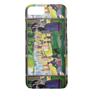 Sunday Afternoon On The Island Of La Grande Jatte iPhone 8/7 Case