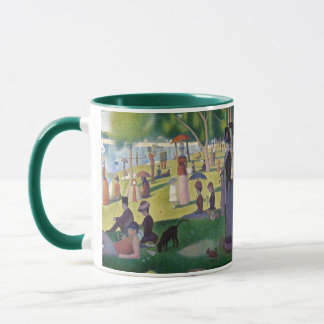 Sunday Afternoon on the Island of La Grande Jatte Mug