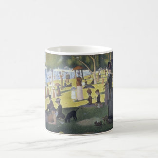 Sunday Afternoon on the Island of La Grande Jatte Classic White Coffee Mug