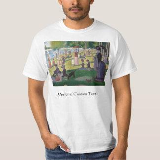 Sunday Afternoon on the Island of La Grande Jatte T-Shirt