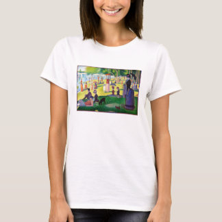 Sunday Afternoon On The Island Of La Grande Jatte T-Shirt