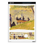 Sunday at the Grand Jatte, study by Georges Seurat Xbox 360 S Skin