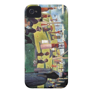 Sunday at the Park iPhone 4 Case