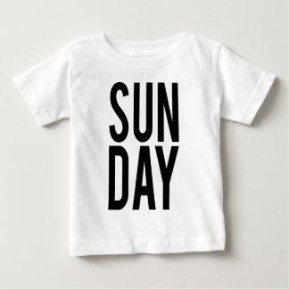 Sunday Baby T-Shirt