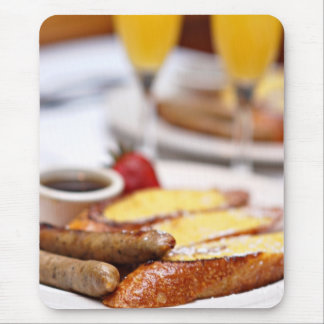 Sunday Brunch Mouse Pad