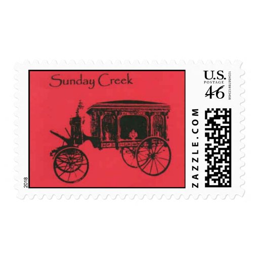 Sunday Creek Stamp