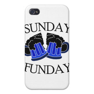 Sunday Funday2 Covers For iPhone 4