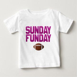 Sunday Funday Baby T-Shirt