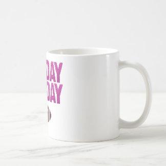 Sunday Funday Classic White Coffee Mug