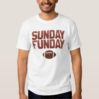 Sunday Funday - Football Edition Tshirts