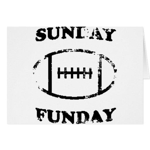 Sunday Funday Greeting Cards